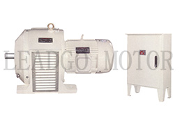 YCTM Series Electromagnetic Variable Speed Electric Motor Device Dedicated for Coal-bed Gas